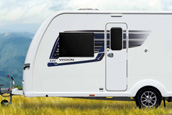 The 2019 Coachman Vision caravan thumbnail