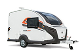 The 2019 Swift Basecamp caravan