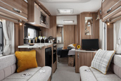 The 2019 Swift Fairway caravan